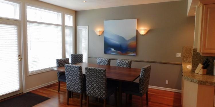 Dining room of StoneRidge Townhomes #19