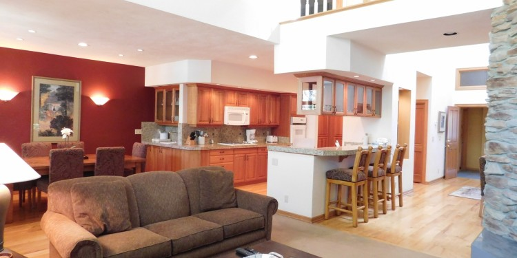 Townhomes #28 Living room StoneRidge Townhomes