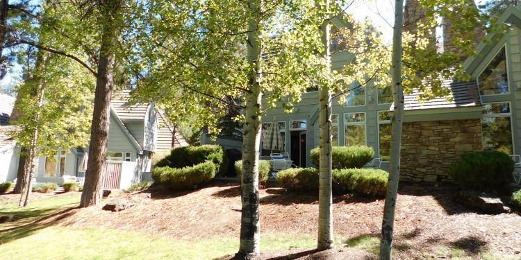 Townhome #28 back yard StoneRidge Townhomes